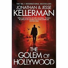 The Golem of Hollywood: A terrifying mystery of the supernatural (Detective Jaco