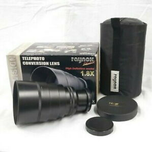 Raynox HDP-9000EX HD 1.8X High Definition Telephoto Conversion Lens 72mm