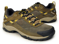 MEN'S COLUMBIA DOME MASTER ENDURO SHOES LEATHER HIKE LOW OUTDRY BM9007-245 11