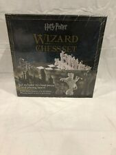 Harry Potter Wizard Chess Set Officially Licensed Noble Collection New/Sealed