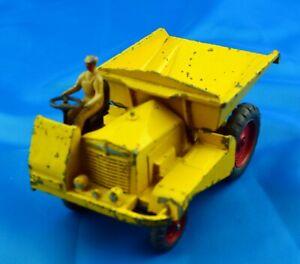 Dinky Supertoy 'Muir-Hill Dumper truck' 962  Made by Meccano Ltd