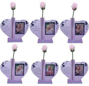 Grandma, Mum, Daughter, Sister, Nanna, Special Friend Memorial Ornament W/ Rose