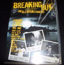 Breaking Out The Alcatraz Concert DVD Run DMC Usher Dru Hill Kurtis Blow Mack D