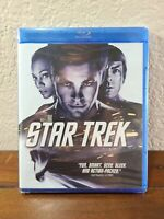 Star Trek (Blu-ray, 2009) Brand New Factory Sealed