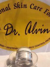 Dr. Alvin Professional Skin Care Formula Rejuvenating Cream 10g 100% Authentic