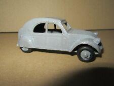 506Q Vintage JRD 110 France Citroën 2CV Berline Type 1951 1:42