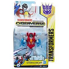 Transformers Cyberverse Action Attacker Warrior Class STARSCREAM (E1902) Hasbro
