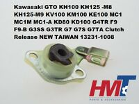 Kawasaki MC1M KH125 KM100 KE100 KD80 KD100 G3SS G4TR G5 G7 F9 Clutch Release NEW