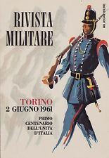 # TORINO:   PRIMO CENTENARIO DELL'UNITA' D'ITALIA 1961