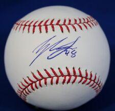 Autographed Zach Stewart Rawlings Official Major League Baseball w/COA