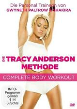 DVD  -  Die Tracy Anderson Methode - Complete Body Workout  -  FITNESS