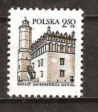 POLAND # 2403 MNH SANDOMIERZ MILLENNIUM