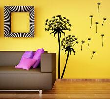 00838 Wall Stickers Adesivi Murali Decorativi Soffione Romantico 106x130cm