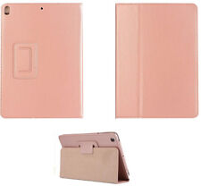 2 FOLD case cover iPad 2 3 4 5 2018 2017 Air Mini Pro 10.5 ROSE GOLD