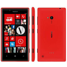 Nokia Lumia 820 - 8GB - Red (Unlocked) Smartphone FACTORY SEALED