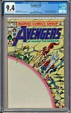 Avengers #233 CGC 9.4 Story from Fantastic Four #255 Annihilus Franklin Richards