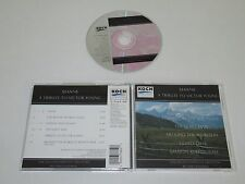 RICHARD KAUFMAN/SHANE - A TRIBUTE TO VICTOR YOUNG(KOCH 3-7365-2 H1) CD ALBUM