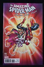 The Amazing Spider-Man #1B: Renew Your Vows Vol. 2; Kubert Variant  (Jan 2017)
