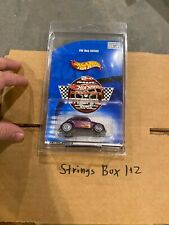 Hot Wheels. 2nd Nationals - Reston 2002. Purple VW Bug In BP. Limited Edition
