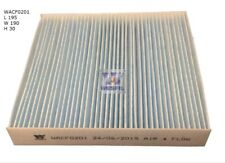 WESFIL CABIN FILTER FOR Fiat 500 0.9L 2012-on WACF0201