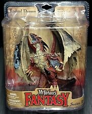 McFarlane's Fantasy Legend of the Blade Hunters ETERNAL DRAGON Series 1 New!