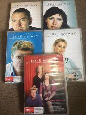 Love My Way : Series 1 (DVD, 2006, 5-Disc Set)