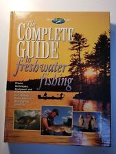 The Freshwater Angler- The Complete Guide to Freshwater Fishing