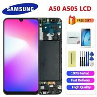 New For Samsung Galaxy A50 SM-A505FN/DS A505F/DS A505 LCD Display Touch Screen