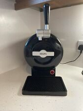 krups sub Classic beer dispenser Keg Machine Tap Draught -black