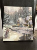 Painting Purchased From Auction Very Well Kept