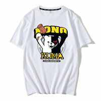 New Cartoon T-shirt Anime Danganronpa TShirts Short Sleeve Loose Tops Tees Gifts