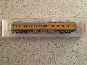 Micro-Trains Union Pacific heavyweight 10-1-2 Pullman sleeper N scale - NEW