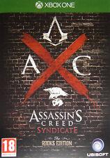 Assassin's creed syndicate les freux edition Xbox One jeu nouveau - 1st classe del