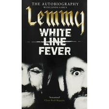 LEMMY-WHITE LINE FEVER-THE AUTOBIOGRAPHY-MOTORHEAD