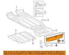 TOYOTA OEM 11-14 Sienna Interior-Rear-Rear Sill Plate 6793508020B0