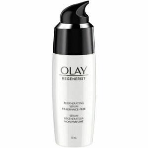 Olay Regenerist Regenerating Serum Fragrance Free 1.7 oz Moisturizer - New