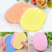 5pcs Soft Facial Cleansing Sponge Puff Cosmetic Wash Pad Makeup Remover Tool
