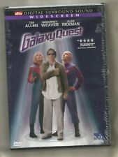 Galaxy Quest (Dvd, 2000, Widescreen) New / Sealed