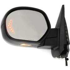New GM1320377 Left side Power Mirror with Memory for GMC Sierra 1500 2007-2013