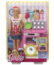Playset Barbie Pasticcera Mattel Fhp57 (o03)