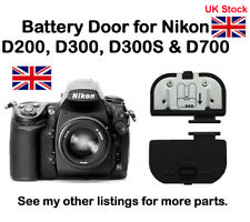 Battery Door cover for Nikon D200, D300, D300S & D700 NEW