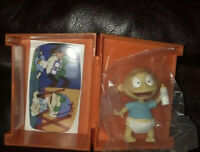 Nickelodeon RUGRATS Series 1 Collectible Blind Mystery Mini Figure Tommy Nick