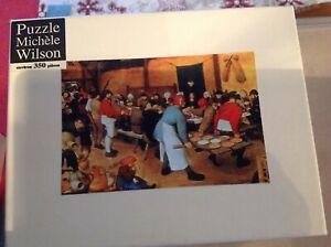 Puzzle en bois Michèle Wilson (Comme Véra)