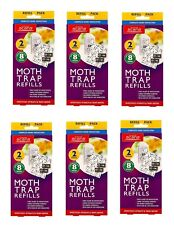 ACANA AIRING CUPBOARD MOTH KILLER IN LAVENDER FRAGRANCE REFILL PACK OF 6