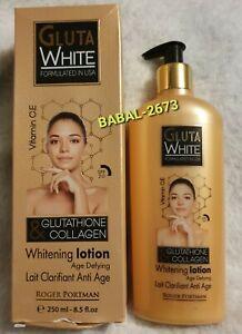 GLUTA WHITE GLUTATHIONE AND COLLAGEN WHITENING LOTION 250ML ORIGINAL
