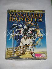 Official Strategy Guide VANGUARD BANDITS  Working Designs ~ neu! ~