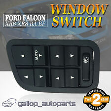 Master Main Power Window Switch for Ford Falcon XR6 XR8 BA BF 02~08 Illuminated