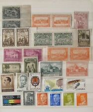 Spain and colonies MNH stamp collectionC on 3 pages