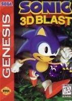 Sonic 3D Blast - Authentic Sega Genesis Game