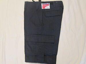 XX-Large Regular Navy Blue 6 Pocket Tactical BDU Pants